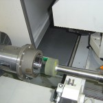 The IMT Tacchella Elektra Plus high precision universal grinding machine.